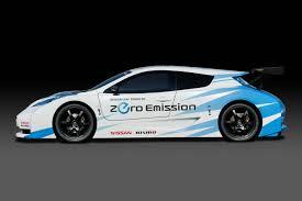 nissan leaf nismo body kit nissan cars news leaf nismo rc to electrify clipsal 500