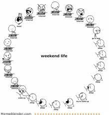 Meme Blender - weekend life more weekend memes college quest things