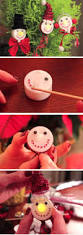 Easy Homemade Christmas Ornaments by Top 25 Best Easy Christmas Ornaments Ideas On Pinterest Diy