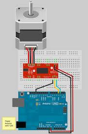 stepper motor quickstart guide sparkfun electronics