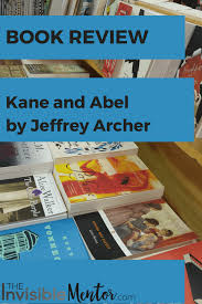 kane and abel by jeffrey archer review