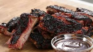 memphis style dry rub ribs videos cooking channel cooking