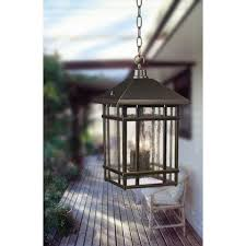 craftsman outdoor pendant light collins hill one light outdoor flush mount 9061nb front porch
