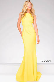 5 yellow prom dresses for 2017