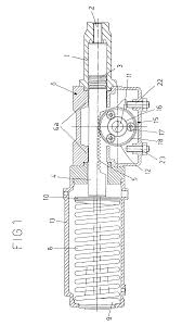 patent us7401759 single effect submarine actuator for operating