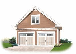 apartments two story detached garage plans car garage with loft