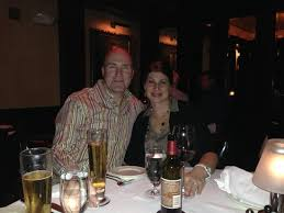 kristy and i at pappas bros steakhouse picture of pappas bros