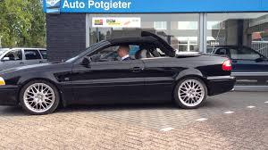 volvo convertible volvo c70 cabrio het sluiten van het dak bij auto potgieter youtube