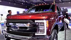 Ford F350 Diesel Trucks - 2019 ford f350 diesel truck heavy duty reviews gas mileage