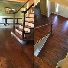 hardwood staircases wood stair treads u0026 custom hardwood steps cary