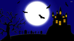 spooky halloween background sounds spooky wallpapers group 81