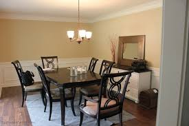 Dining Room Makeover Erin Spain - Dining room makeover pictures