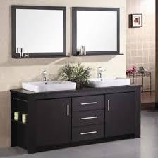 84 Inch Double Sink Bathroom Vanity Modern Bathroom Double Sink Vanities Zuri Furniture