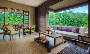 Livingroom Com Spacious Mandapa Suite In Bali Mandapa A Ritz Carlton Reserve