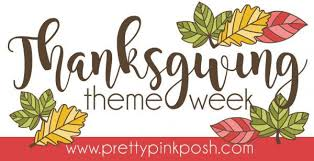 two unique thanksgiving cards pretty pink posh