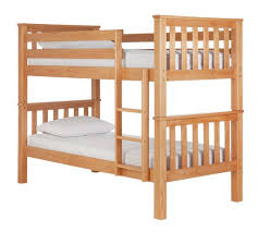 Buy Collection Heavy Duty Bunk Bed Frame Pine At Argoscouk - Pine bunk bed