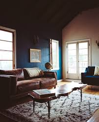 Dark Turquoise Living Room by Bring On The Chunky Knits But Not Too Chunky Because Really Who
