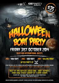 tickets for halloween boat party in sydney from ticketbooth