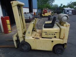 6 000 lb hyster forklift propane 47