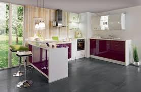 cuisine ouverte avec bar sur salon cuisine en image