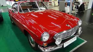 classic volvo convertible 1966 volvo p 1800 sport classic expo salzburg 2016 youtube