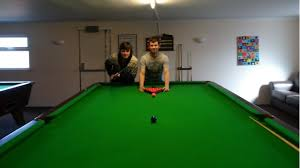 how big is a full size pool table full size snooker table youtube