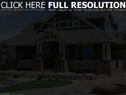 fantastic modern craftsman house plans design hahnow