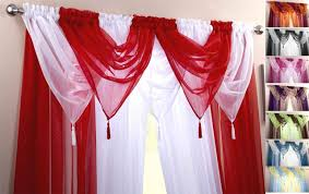 how to hang swag curtains httpwww swag scarf curtains ideas no