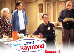 everybody raymond season 5 romano