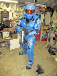 Master Chief Halloween Costumes Incredible Halo Costumes Shawn Thorsson
