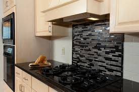 Impressive Lowes Granite Countertops Gaining Industrial Room Tile - Stainless steel backsplash lowes