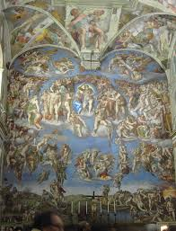 rome sistine chapel 01 jpg restoration and controversy