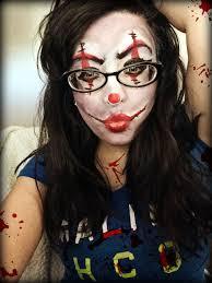 halloween creepy makeup nesca u0027s nook halloween creepy cute clown makeup look with