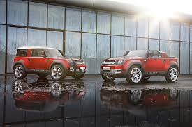 range rover concept new land rover defender concept could be introduced next year
