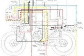 yamaha motorcycle wiring diagram pdf wiring diagram
