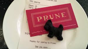 Prune Restaurant by The Rise Of The Woman Chef Prune In Nyc Shikha La Mode