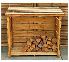 wood store buy garden wooden log store at argos co uk your shop for