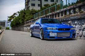 nissan skyline r34 modified 940 ch pour la nissan skyline r34 v spec ii nür top secret