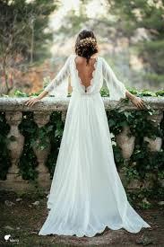 wedding boho dress best 25 bohemian wedding dresses ideas on boho
