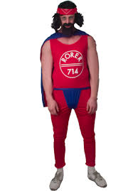 Cheech Halloween Costume Cheech U0026 Chong Chong Rocker Costume Escapade Uk