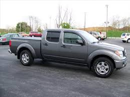 nissan frontier crew cab long bed grey nissan frontier in pennsylvania for sale used cars on