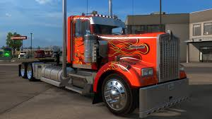 kenworth w900 price kenworth w900 with stretched out frame hauling a cat 980 youtube