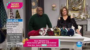 hsn home decor hsn jeffrey banks holiday home 12 07 2017 09 am youtube