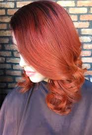 root drag hair styles 50 copper hair color shades to swoon over fashionisers