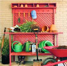 Potting Bench Kits 10 Potting Bench Ideas With Free Building Plans Tuesday Ten