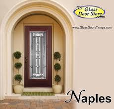 glass door tampa naples glass door insert the glass door store