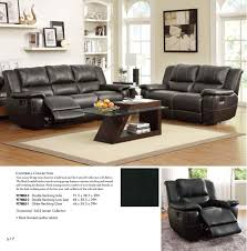 Sofa Recliner Mechanism by Furniture Reclining Couch Double Recliner Sofa Bobs Furniture