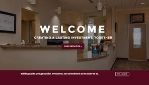 Interior Design Anchorage Website Design Logo Design Brand Strategy And Content Bianca