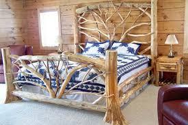 furniture types for log bedroom sets wigandia bedroom collection