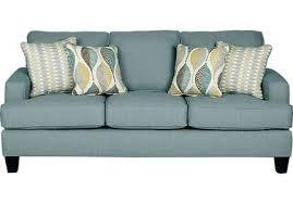 Blue Sleeper Sofa Sleeper Sofas U0026 Sofa Beds